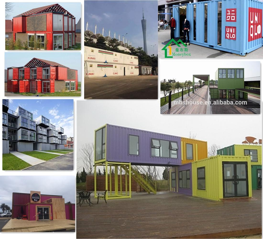 Acheter pr fabriqu s shipping container maison modulaire pour projet pr fabri - Acheter maison container ...
