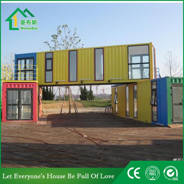 Acheter pr fabriqu s shipping container maison modulaire pour projet pr fabri - Fabricant maison container ...