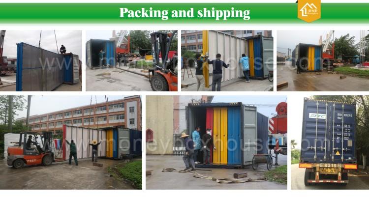 Les meilleurs fournisseurs et fabricants maison de conteneur pliable minuscule maison de for Maison prefabriquee occasion