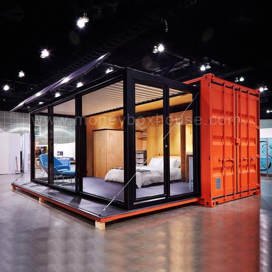 Acheter fabricant de maison pr fabriqu e garde guangzhou - Maison mobile fabricant ...
