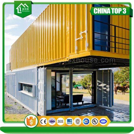 Acheter Plan De Maison Container 20ft Maison Pr Fabriqu E